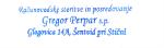 Gregor Perpar s.p.